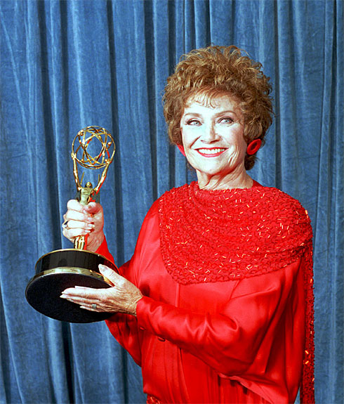 Estelle Getty Emmy Award Winner