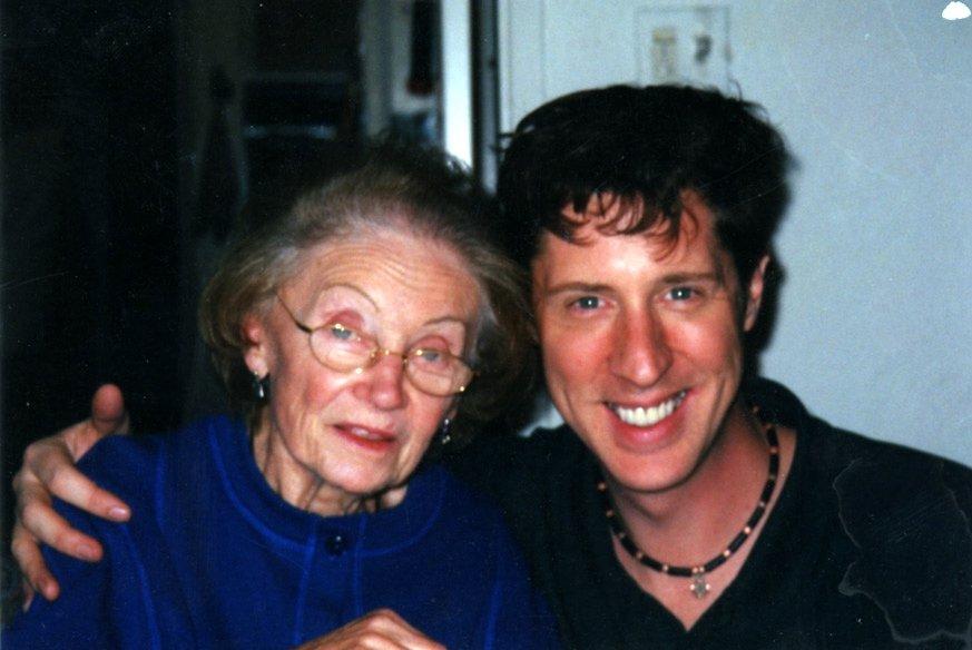 Estelle and Brian Hamilton
